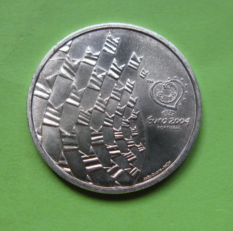 Португалия 8 евро 2003 г. Футбол - это праздник