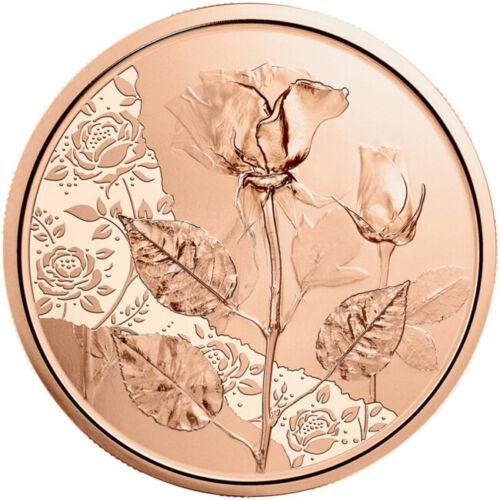 Австрия 10 евро 2021 г. Язык цветов —  Роза