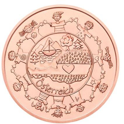 Австрия  10 евро 2016 г. Федеральные провинции