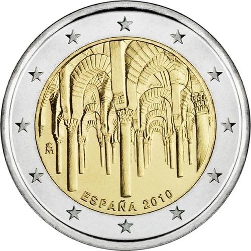 Испания 2 евро 2010 г.  Кордова