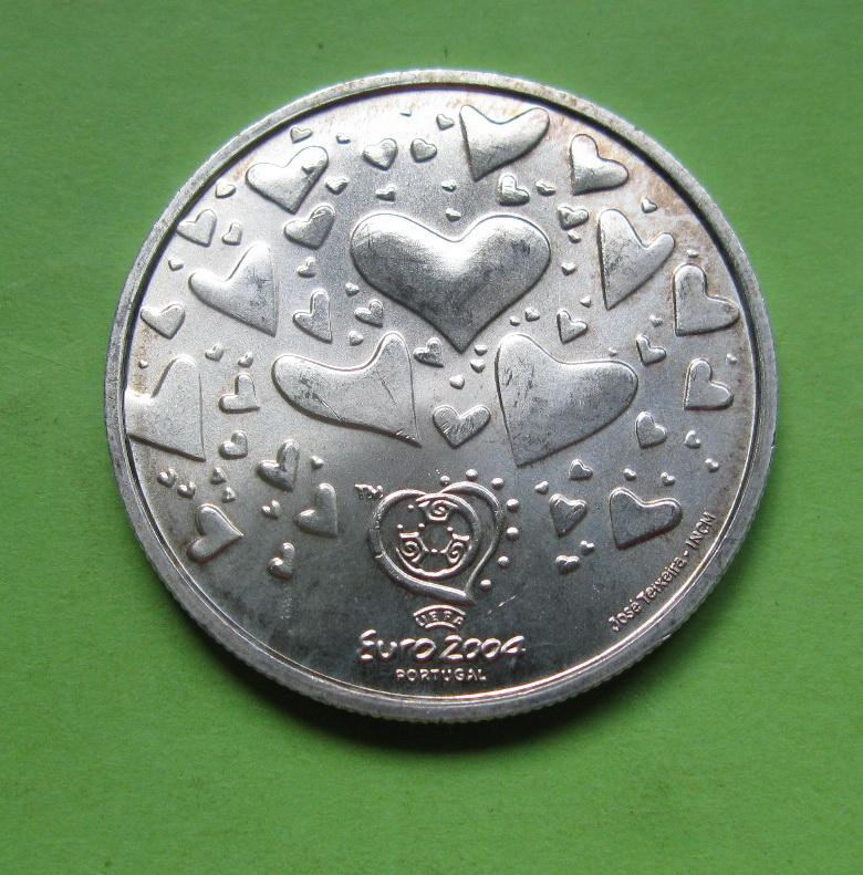 Португалия 8 евро 2003 г. Футбол - это страсть