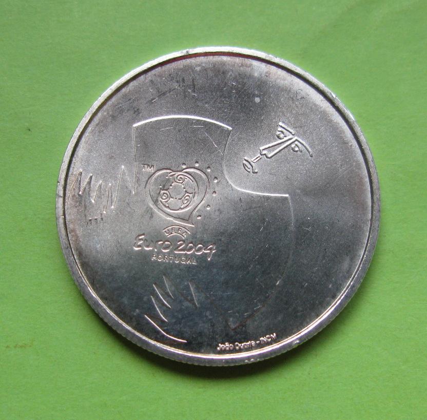 Португалия 8 евро 2004 г. Чемпионат Европы по футболу- вратарь