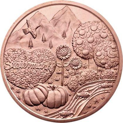 Австрия 10 евро 2012 г.  Штирия